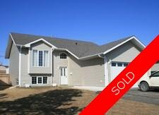 Dawson Creek  single family detached:  5 bedroom