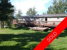 Dawson Creek Rural Single Family Acreage for sale:  4 bedroom 2,818 sq.ft. (Listed 2014-02-24)