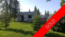 Dawson Creek  Single Family for sale:  2 bedroom 840 sq.ft. (Listed 2017-06-20)