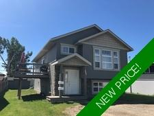 Dawson Creek  Suited House  for sale:  5 bedroom 2,035 sq.ft. (Listed 2018-07-16)