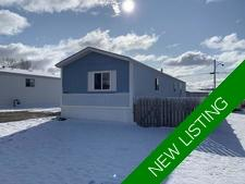 dawson creek  Mobile Home for sale:  3 bedroom 1,028 sq.ft. (Listed 2019-10-21)