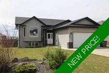 Dawson Creek  Single Family Acreage for sale:  5 bedroom 2,440 sq.ft. (Listed 2016-11-23)
