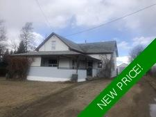 Dawson Creek Single Family for sale:  3 bedroom 1,764 sq.ft. (Listed 2019-01-07)