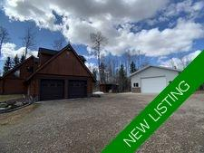 Dawson Creek Rural Single Family Acreage for sale:  3 bedroom 2,131 sq.ft. (Listed 2020-04-27)